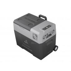 Kомпрессорный автохолодильник ALPICOOL CX-40 л, 12/24/220В (мобильная версия с колесами и телескопической ручкой)
